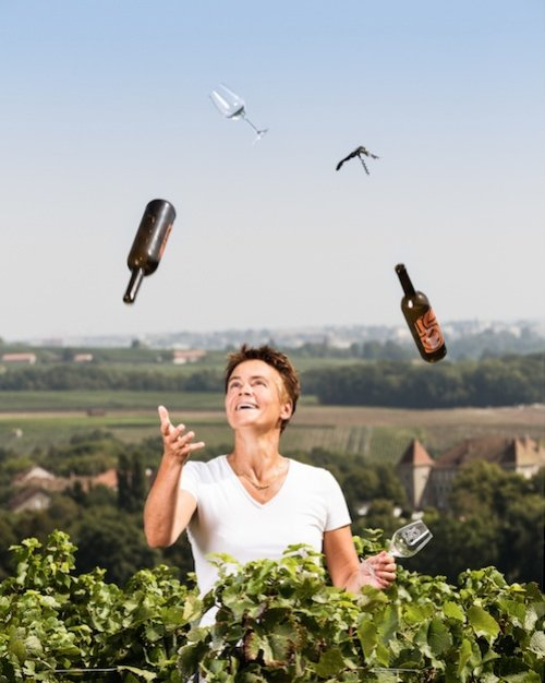 Sophie Dugerdil (winemaker)