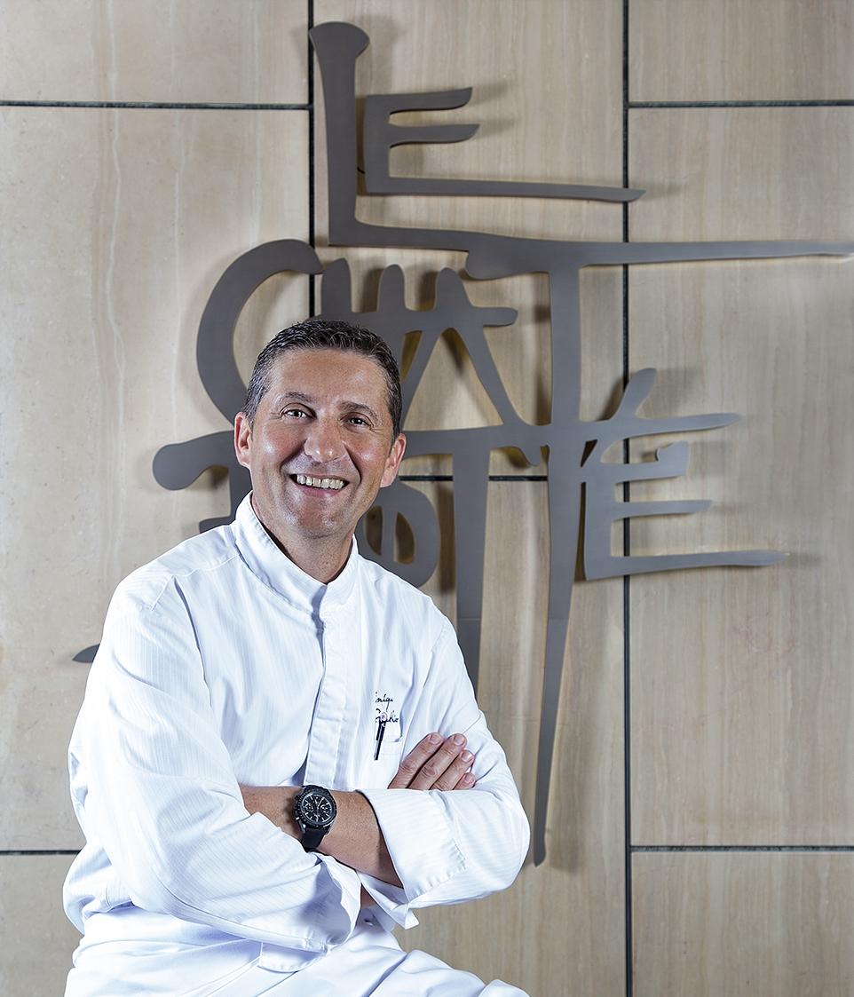 Chef Dominique Gauthier