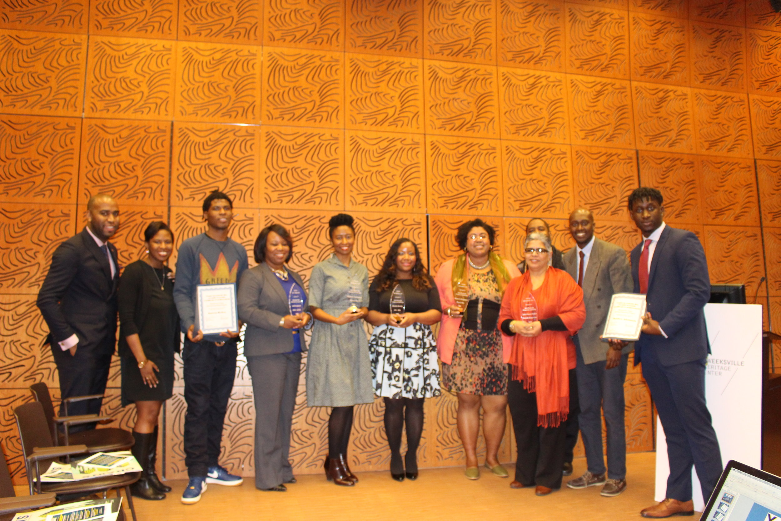 Weeksville Women Recognition Awards & Young Innovators 2016 -