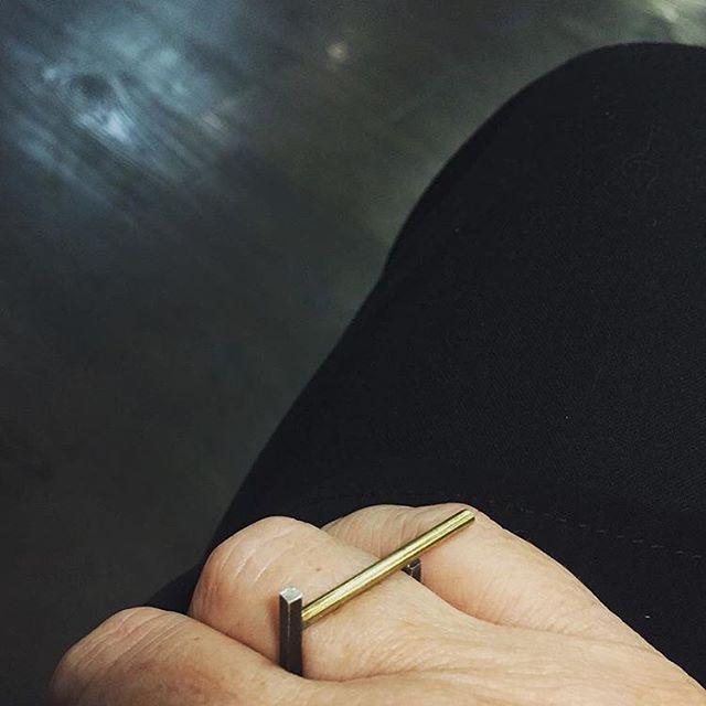 That tubular oxidized sterling silver series I made awhile back.......#sterling #sterlingsilver #oxidizedsterlingsilver #brass #sculpture #sculpturetowear #art #artjewelry #artjewellery #schmuckdesign #gioiellidicarta #jewelryarchitect #industrial #industrialjewelry #shopforthepeople