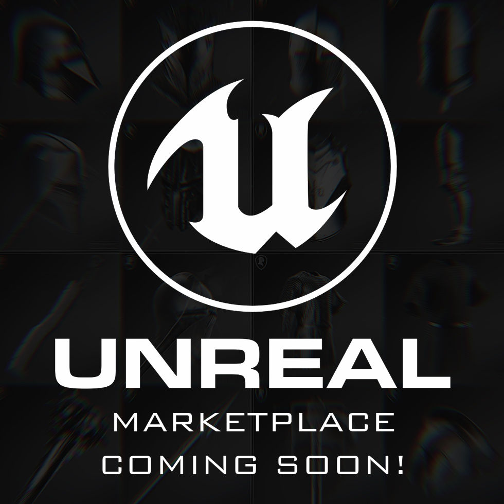 UNREAL MARKETPLACE COMING SOON