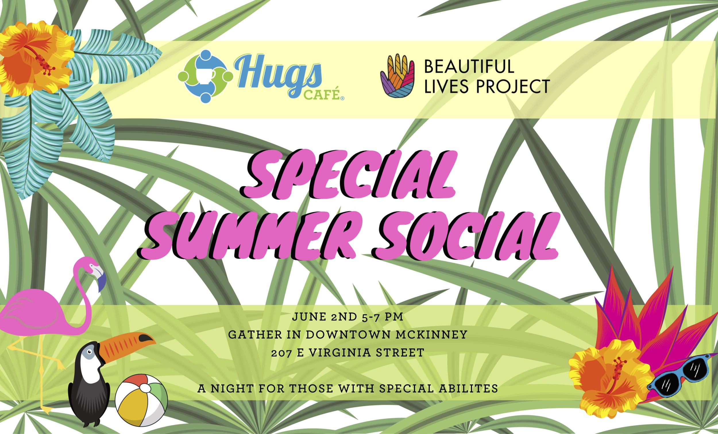 summer social dfw