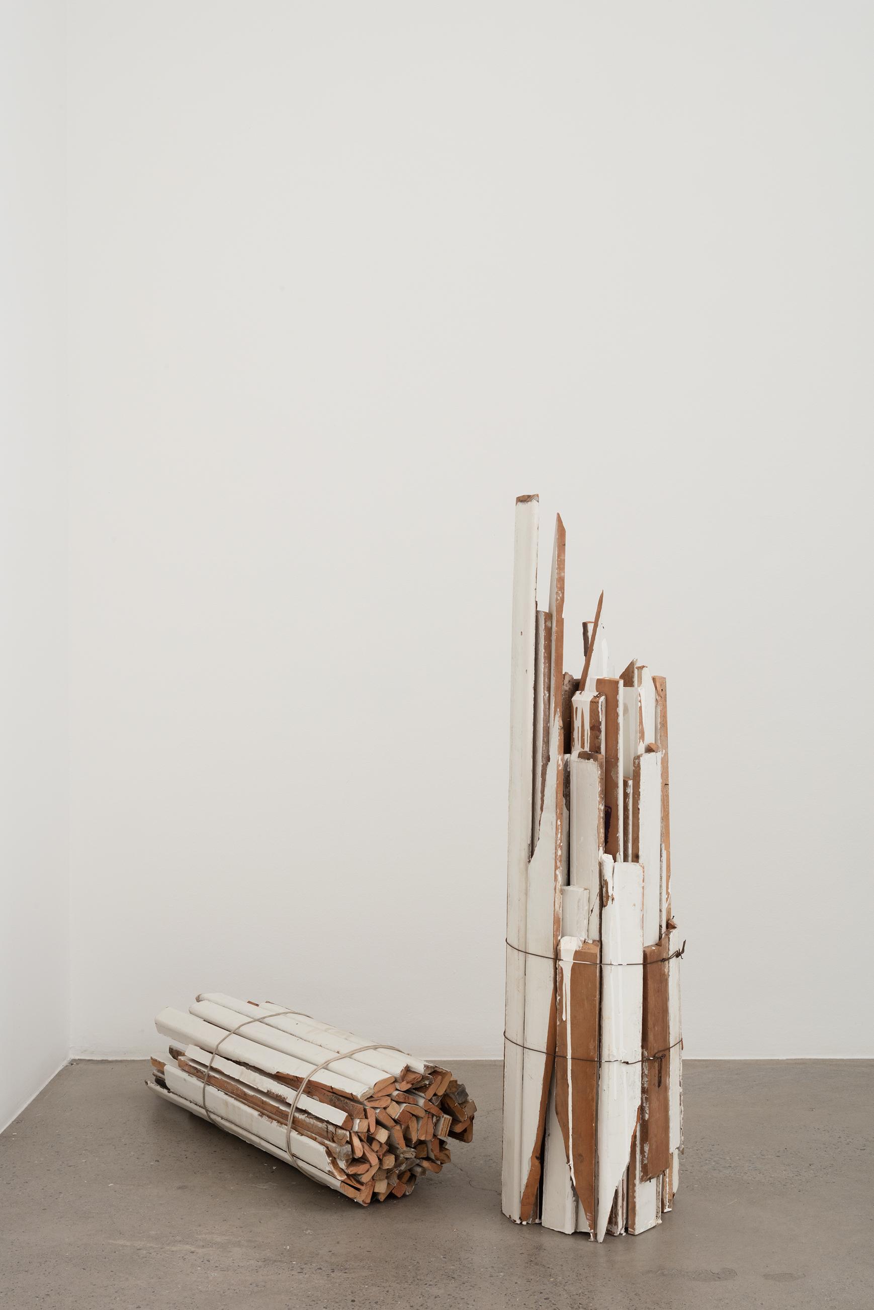 3. Untitled, Fernanda Gomes, 2016. Galeria Luisa Strina, São Paulo. Image: Pat Kilgore. Courtesy of Galeria Luisa Strina.