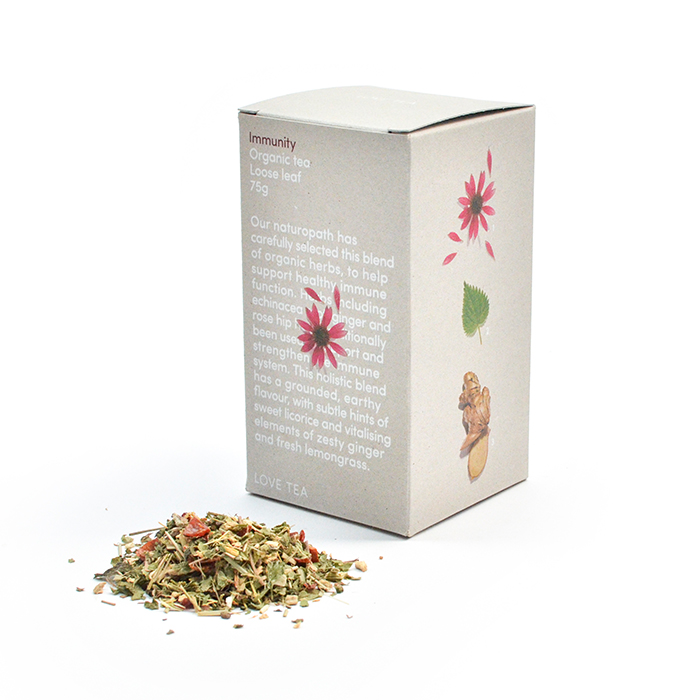 loose leaf blends - An extensive selection of hand blended loose leaf tea's, the best option for those who wish to have less packaging and enjoy the ritual of a traditionally brewed cup of tea.Available in Wellness, Pregnancy, Traditional and Chai blends