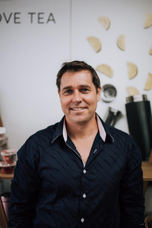 Mark Billington - Director