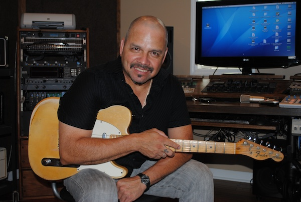 Johnny Garcia   Johnny Garcia has been playing guitar with Trisha Yearwood since 1991 and is also her music director. Add Garth Brooks to his resume in 2000 and he's been on some of the biggest stages in Country music for the last 20 plus years. Johnny is also a songwriter, studio owner, producer and publisher.