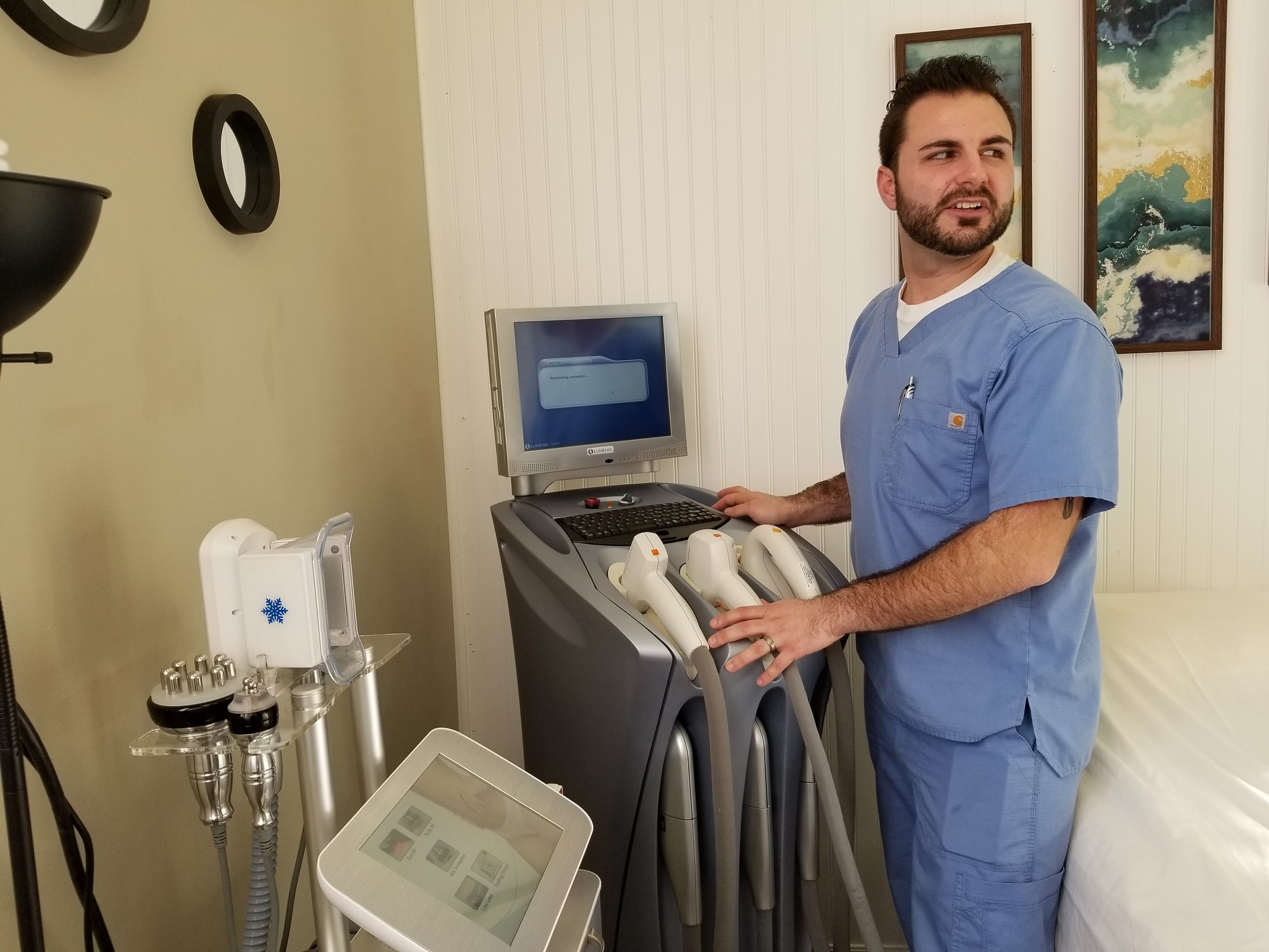 flawless-future-med-spa-george-equipment