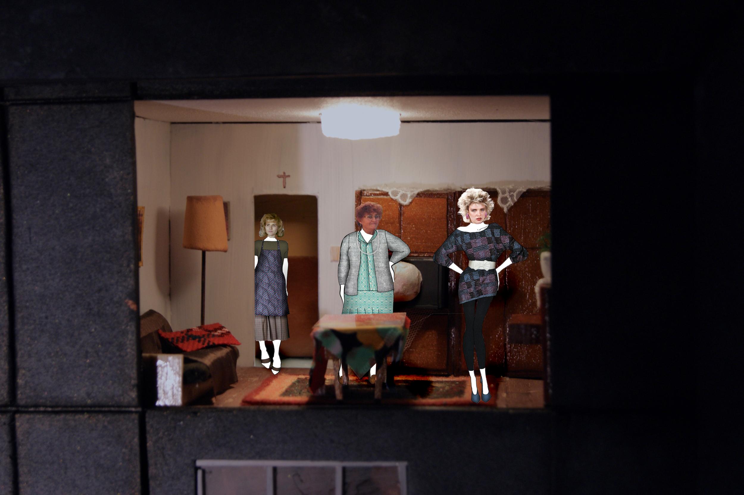 scene 4 - home