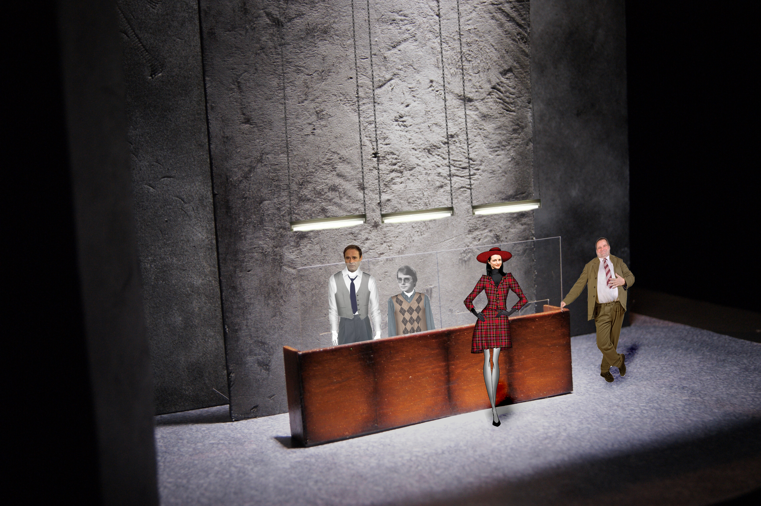 scene 1 - bank