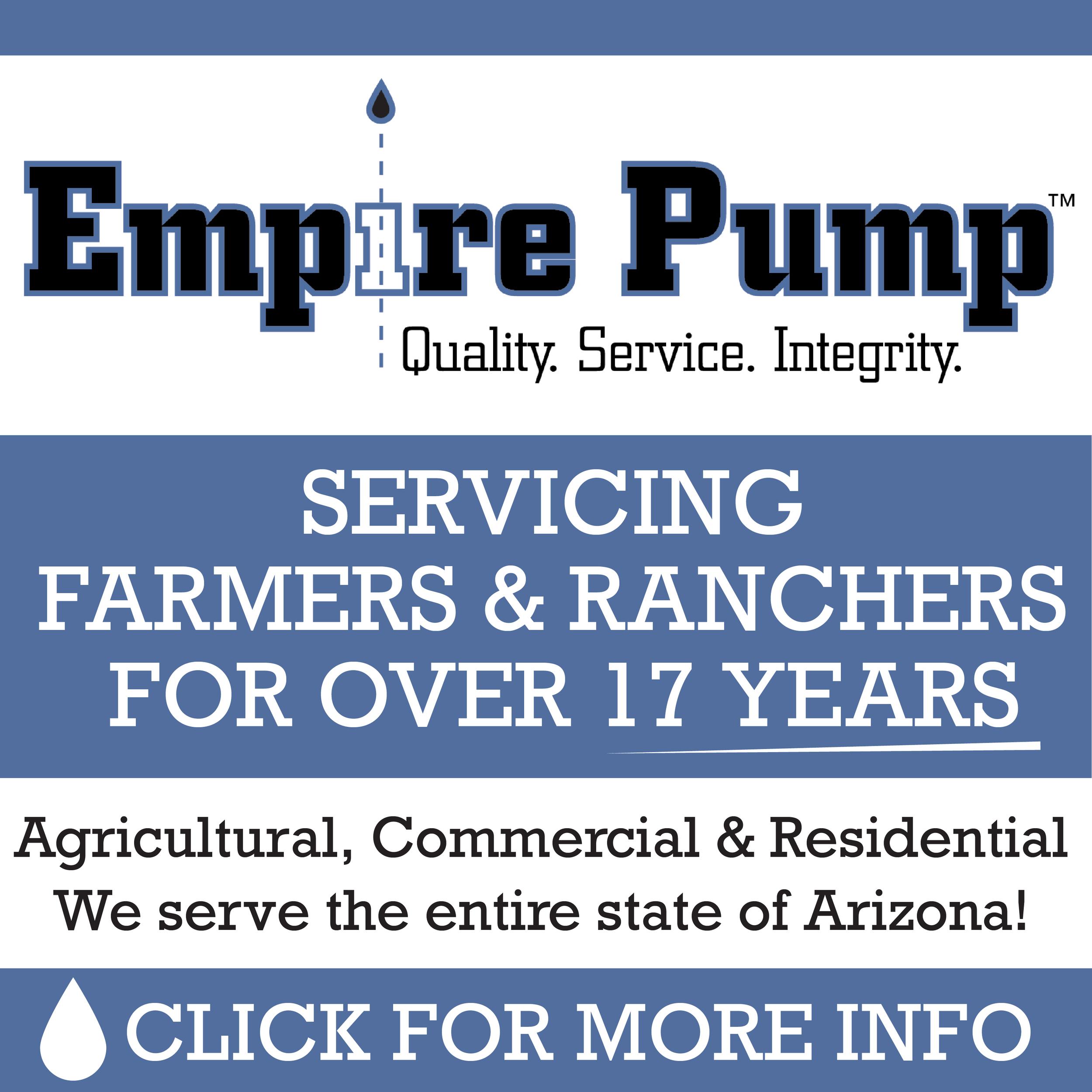 "Empire Pump: Thomas ""Woody"" Utz: 602-359-9759"