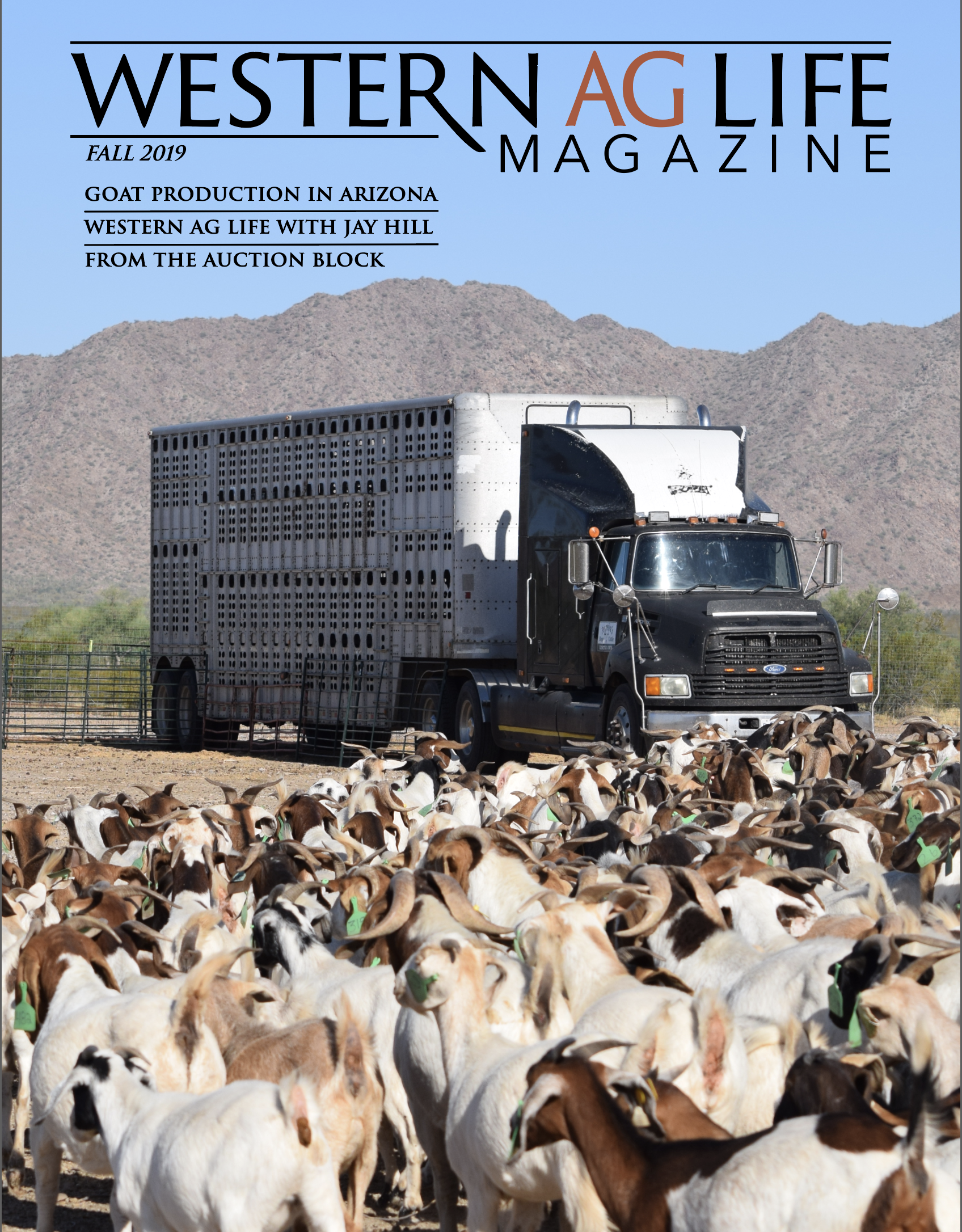 FALL ISSUE 2019 -