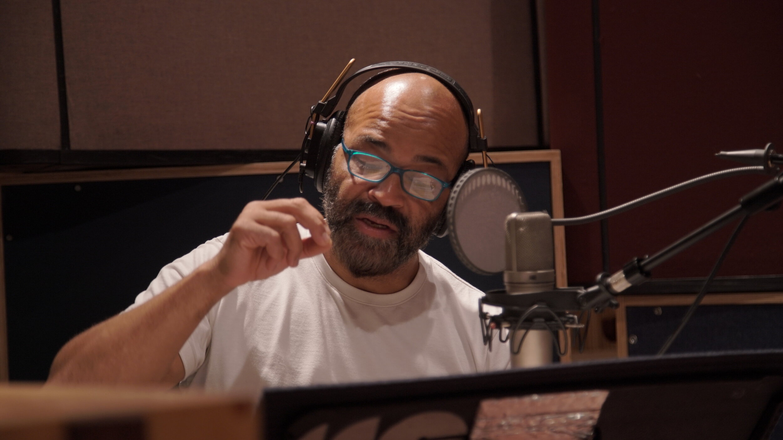 Public Art Works - Actor Jeffrey Wright performs the script for the inaugural season of the Public Art Fund podcast: Public Art Works