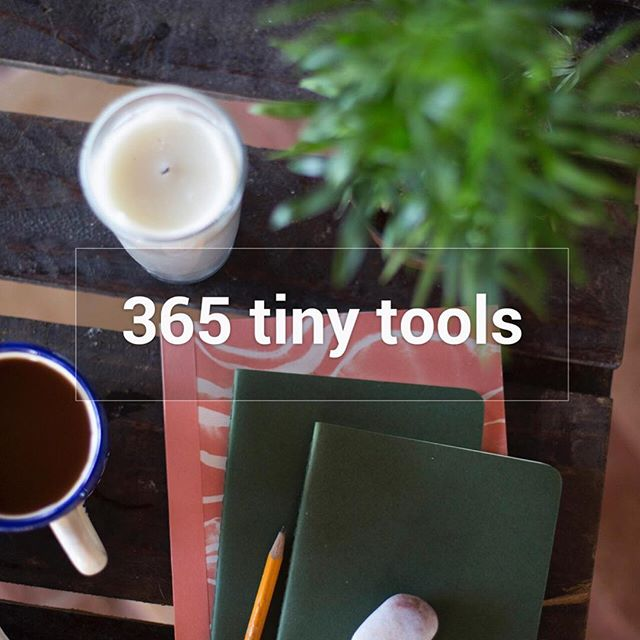 "I start sending these puppies out tomorrow!  Each tiny tool will get you less attached to your thoughts and worries and more into your body.  Here is what I can promise: ⠀⠀⠀⠀⠀⠀⠀⠀⠀ – one tiny tool will greet you every morning – it will relax you or challenge you, or sometimes both – over time, your mental clutter will decrease – you will become more impulsive (read: you know what you want, so you don't overanalyze and get indecisive) – you will give less fucks (the less you worry, the more you do, the more confidence you have) – you will wake up one morning, read a tiny tool, and think ""oh, I have already been doing that."" ⠀⠀⠀⠀⠀⠀⠀⠀⠀ If you want to receive them, DM me your email address or sign up at my website. ⠀⠀⠀⠀⠀⠀⠀⠀⠀ Let's do this!"