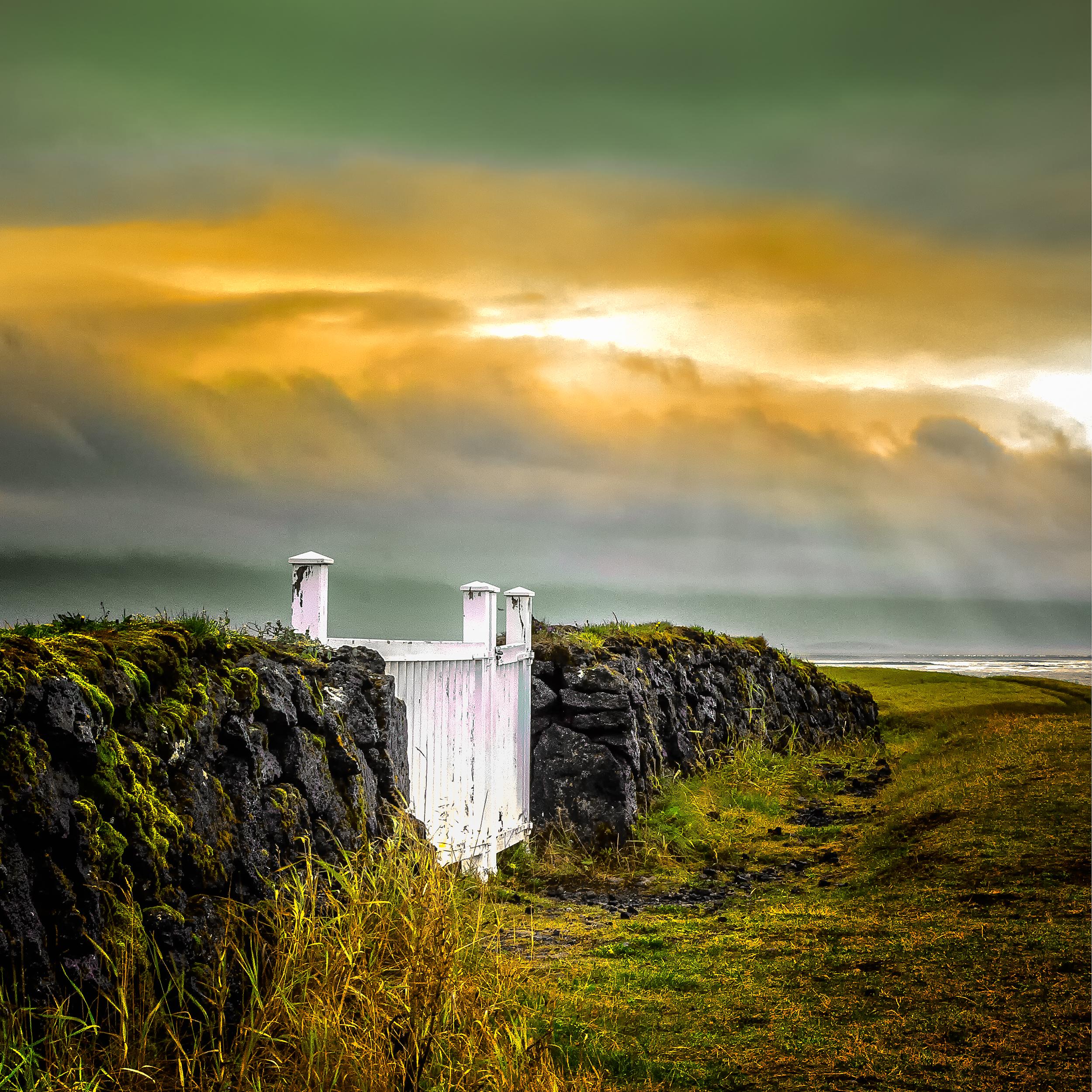 White Gate, Iceland