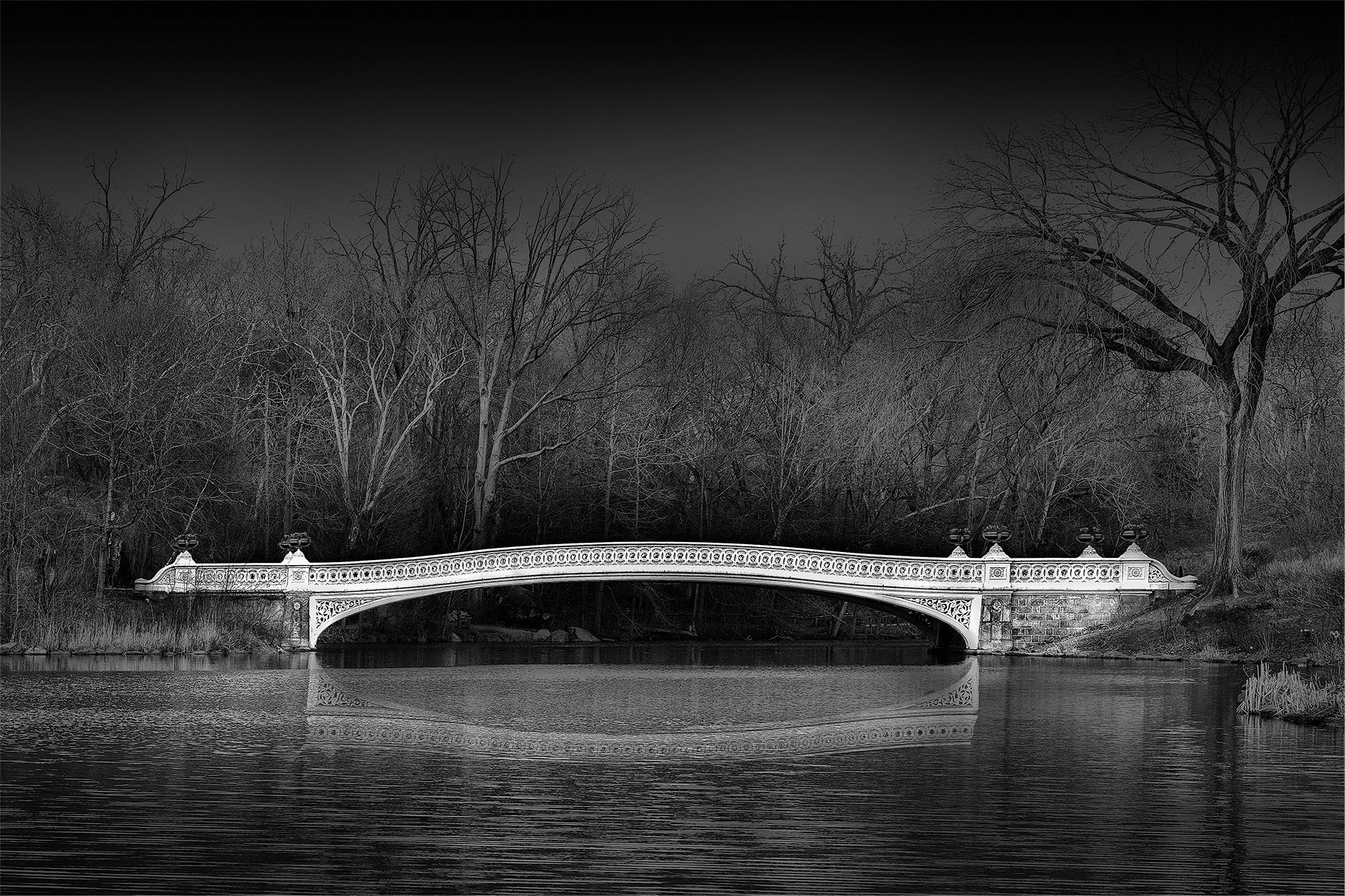 The Bow Bridge, Central Park, NYC