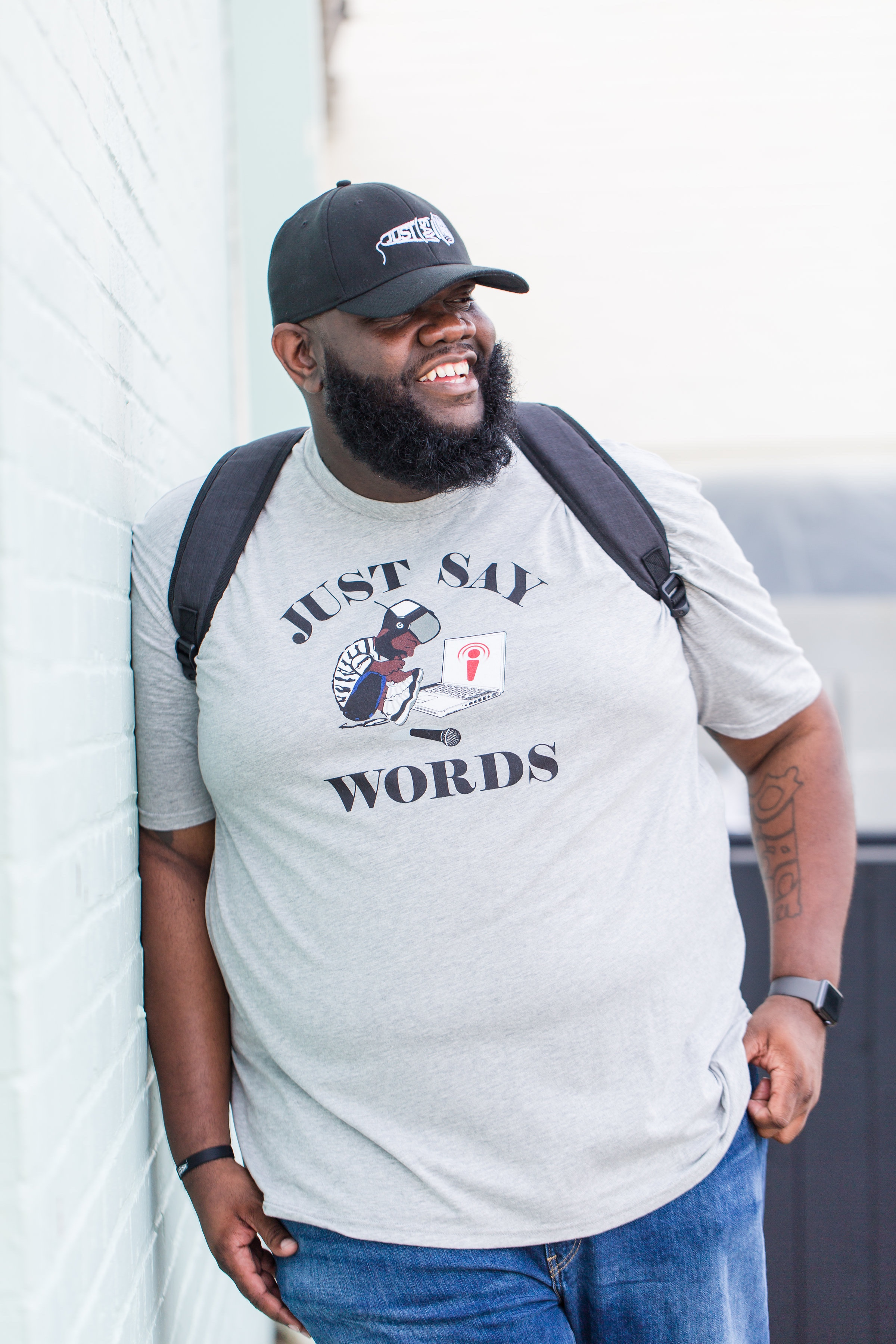 Jae Robinson the CEO / Creative Director and Producer / Podcaster