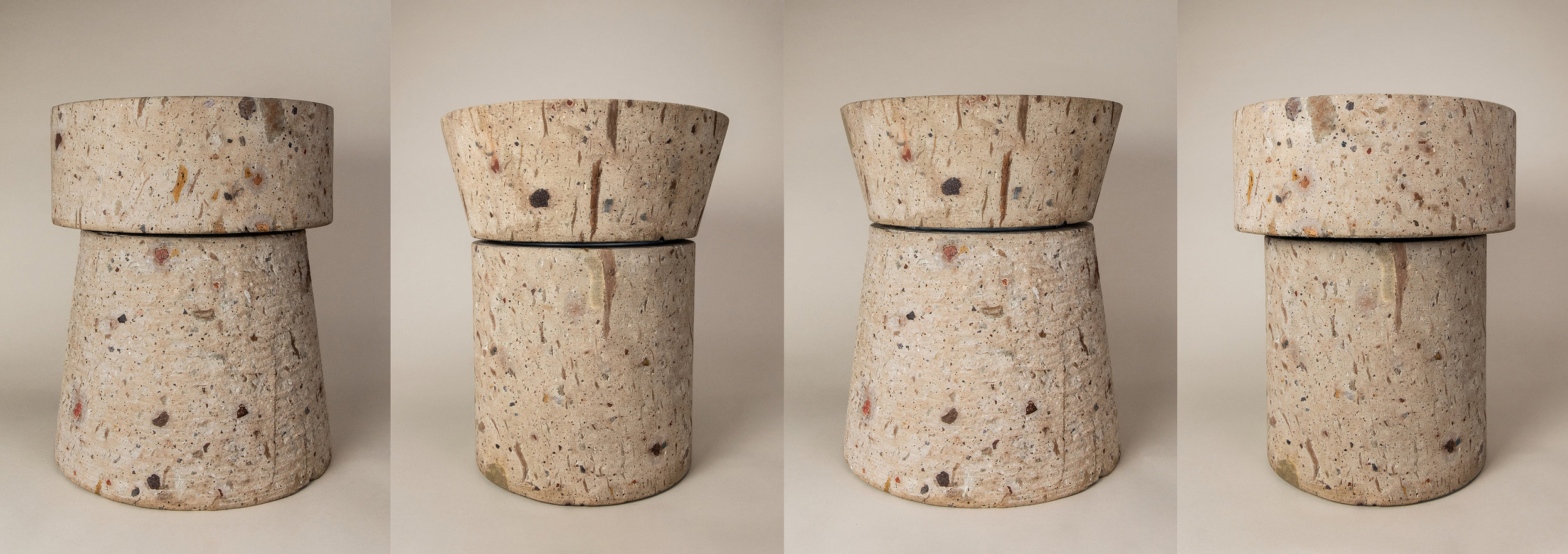 Volcanic Stone Stools - Now Available!