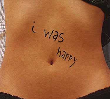 """Album cover for """"I was Happy"""" By Kyle McNeil"""