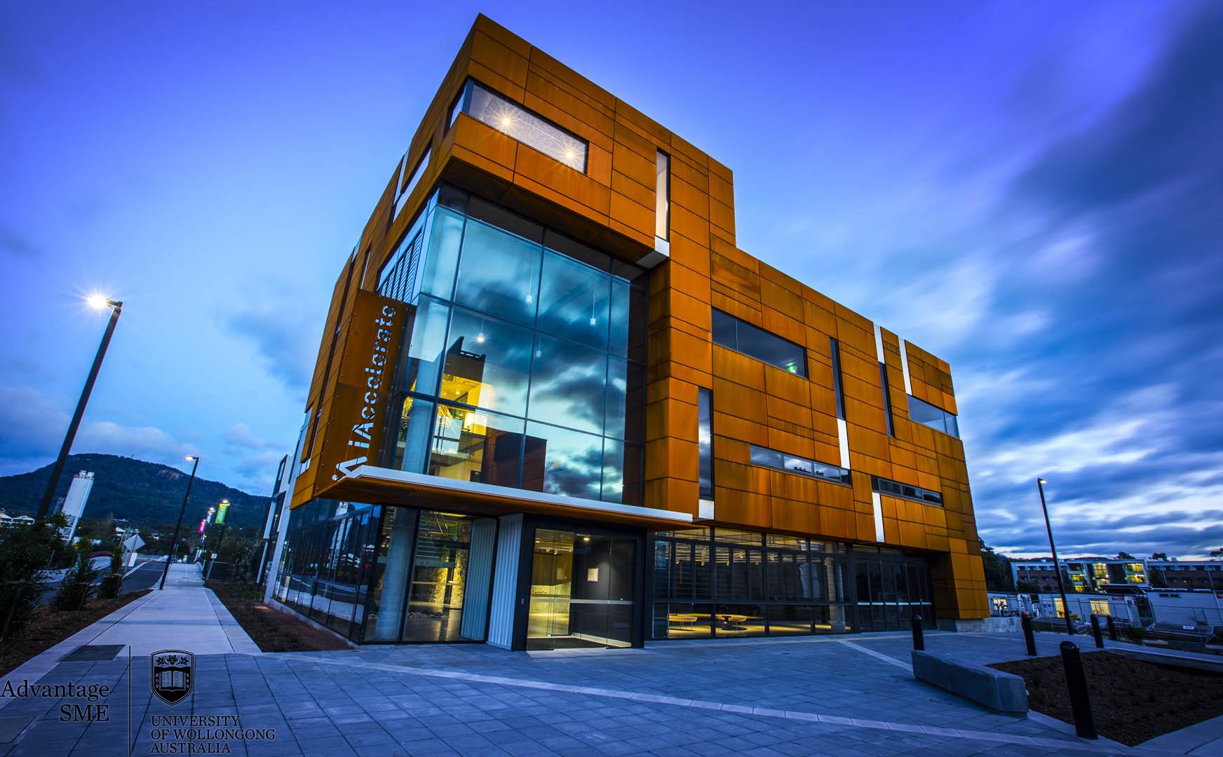 University of Wollongong's Incubator iAccelerate