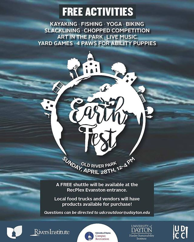 The celebration continues! 🎉 🌎 Come visit us @universityofdayton Earth Fest ⠀⠀⠀⠀⠀⠀⠀⠀⠀⠀⠀ ⠀⠀⠀⠀⠀⠀⠀⠀⠀⠀⠀ 📍Sun. 4/28 | 12-4pm | Old River Park ⠀⠀⠀⠀⠀⠀⠀⠀⠀⠀⠀⠀ ⠀⠀⠀⠀⠀⠀⠀⠀⠀⠀⠀⠀ ⠀⠀⠀⠀⠀⠀⠀⠀⠀ ⠀⠀⠀⠀⠀⠀⠀⠀⠀⠀⠀⠀ ⠀⠀⠀⠀⠀⠀⠀⠀⠀⠀⠀⠀⠀ ⠀⠀⠀⠀⠀⠀⠀⠀⠀⠀⠀⠀ ⠀⠀⠀⠀⠀⠀⠀⠀⠀⠀⠀⠀ ⠀⠀⠀⠀⠀⠀⠀⠀⠀⠀⠀⠀ ⠀⠀⠀⠀⠀⠀⠀⠀⠀⠀⠀⠀⠀ ⠀⠀⠀⠀⠀⠀⠀⠀⠀⠀⠀⠀ ⠀⠀⠀⠀⠀⠀⠀⠀⠀⠀⠀⠀ ⠀⠀⠀⠀⠀⠀⠀⠀⠀⠀⠀⠀ ⠀⠀⠀⠀⠀⠀⠀⠀⠀⠀ ⠀⠀⠀⠀⠀⠀⠀⠀⠀⠀⠀⠀ ⠀⠀⠀⠀⠀⠀ ⠀⠀⠀⠀⠀⠀⠀⠀⠀⠀⠀⠀ ⠀⠀⠀ ⠀ ⠀⠀⠀⠀⠀⠀⠀⠀⠀⠀⠀⠀ ⠀⠀⠀⠀⠀⠀⠀⠀⠀⠀⠀ ⠀⠀⠀⠀⠀⠀⠀⠀⠀⠀⠀ ⠀⠀⠀⠀⠀⠀⠀⠀⠀⠀⠀⠀ ⠀ ⠀⠀⠀⠀⠀⠀⠀⠀⠀⠀⠀ ⠀⠀⠀⠀⠀⠀⠀⠀⠀⠀⠀⠀ ⠀⠀⠀⠀⠀⠀⠀⠀⠀⠀⠀⠀ ⠀⠀⠀⠀⠀⠀⠀⠀⠀ ⠀⠀⠀⠀⠀⠀⠀⠀⠀⠀⠀⠀ ⠀⠀⠀⠀⠀⠀⠀⠀⠀⠀⠀⠀⠀ ⠀⠀⠀⠀⠀⠀⠀⠀⠀⠀⠀⠀ ⠀⠀⠀⠀⠀⠀⠀⠀⠀⠀⠀⠀ ⠀⠀⠀⠀⠀⠀⠀⠀⠀⠀⠀⠀ ⠀⠀⠀⠀⠀⠀⠀⠀⠀⠀⠀⠀⠀ ⠀⠀⠀⠀⠀⠀⠀⠀⠀⠀⠀⠀ ⠀⠀⠀⠀⠀⠀⠀⠀⠀⠀⠀⠀ ⠀⠀⠀⠀⠀⠀⠀⠀⠀⠀⠀⠀ ⠀⠀⠀⠀⠀⠀⠀⠀⠀⠀ ⠀⠀⠀⠀⠀⠀⠀⠀⠀⠀⠀⠀ ⠀⠀⠀⠀⠀⠀ ⠀⠀⠀⠀⠀⠀⠀⠀⠀⠀⠀⠀ ⠀⠀⠀ ⠀ ⠀⠀⠀⠀⠀⠀⠀⠀⠀⠀⠀⠀ ⠀⠀⠀⠀⠀⠀⠀⠀⠀⠀⠀ ⠀⠀⠀⠀⠀⠀⠀⠀⠀⠀⠀ ⠀⠀⠀⠀⠀⠀⠀⠀⠀⠀⠀⠀ ⠀ ⠀⠀⠀⠀⠀⠀⠀⠀⠀⠀⠀ ⠀⠀⠀⠀⠀⠀⠀⠀⠀⠀⠀ ⠀⠀⠀⠀⠀⠀⠀⠀⠀⠀⠀ ⠀⠀⠀⠀⠀⠀⠀⠀⠀⠀⠀ ⠀⠀⠀⠀⠀⠀⠀⠀⠀⠀⠀ ⠀ #foodtruck #dayton #eatlocal #daytonfoodie #streetfood #locallysourced #daytoneats #knowyourfood #knowyourfarmer #supportlocalfarmers #foodtrucklife #nobsfood #universityofdayton #earthday #earthday2019 #earthfest #ud #kayaking #fishing #yoga #slacking #artandmusic #4pawsforability #sustainability #sustainableliving