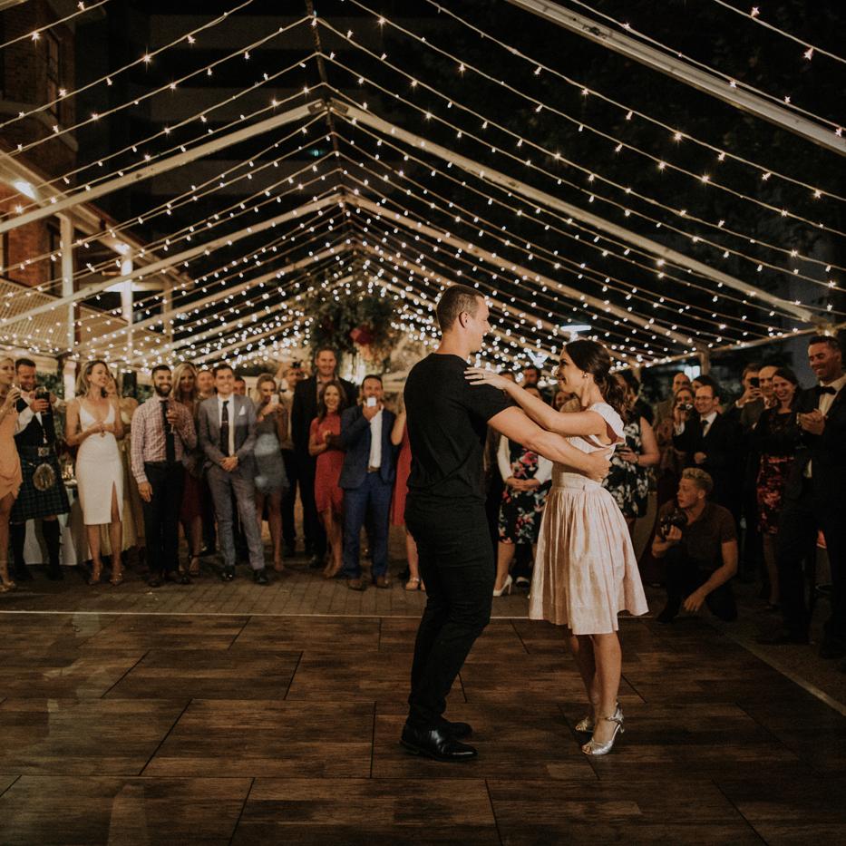 Perth Dance Floors