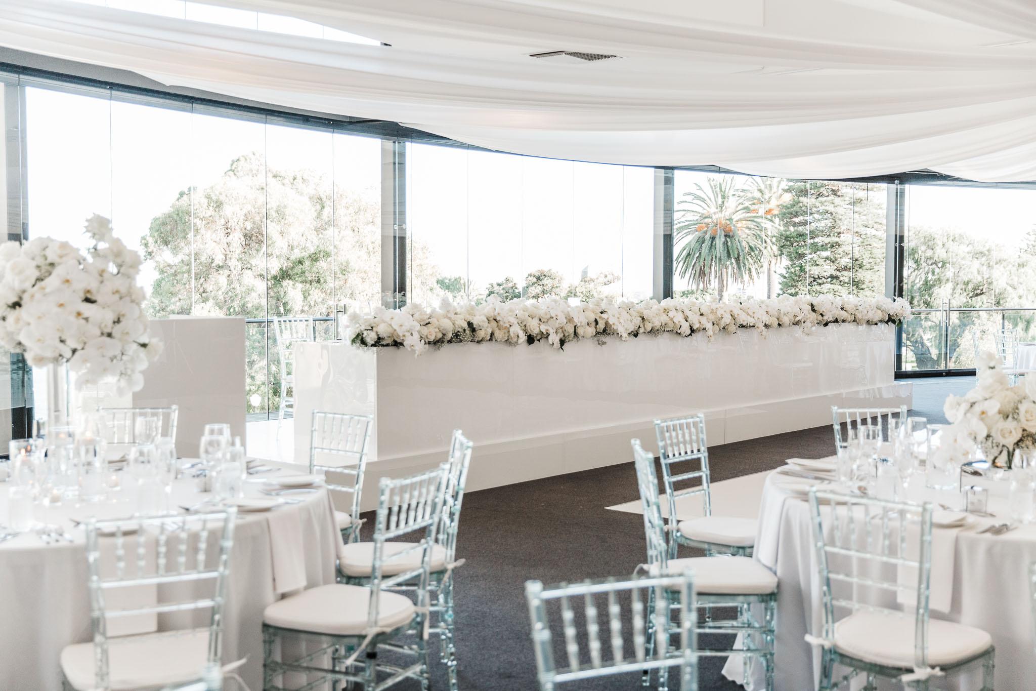 CUSTOM BRIDAL TABLES -