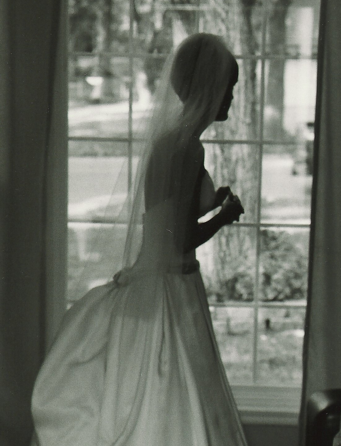 "My wedding day ""several"" years ago..."