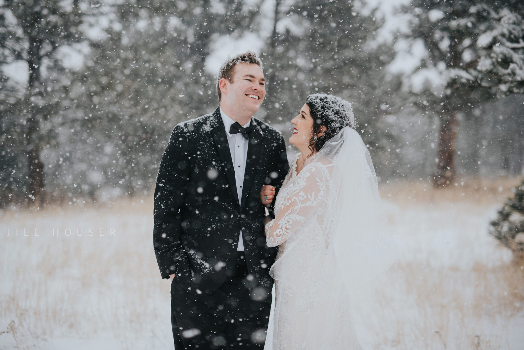 Wedfuly Wedding in Boulder; Photo:  Jill Houser Photography