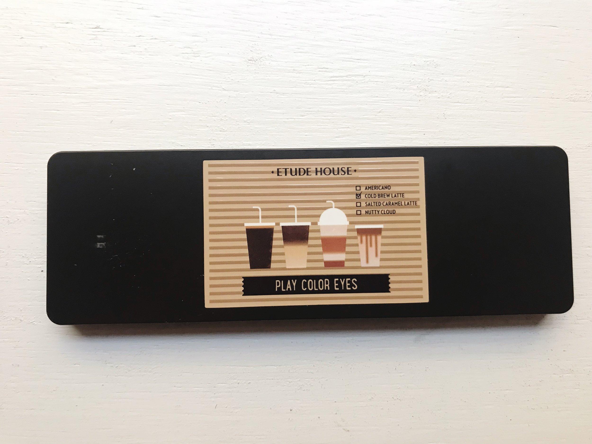 The packaging. Isn't it cute?