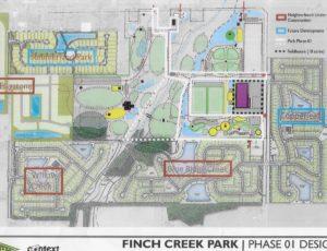 Finch Creek Park Map Noblesville