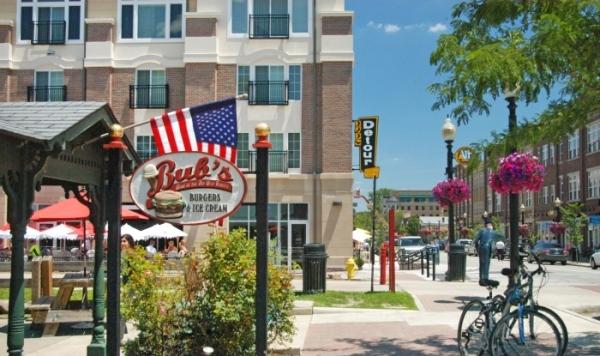 Carmel, Indiana (Photo courtesy of City of Carmel)