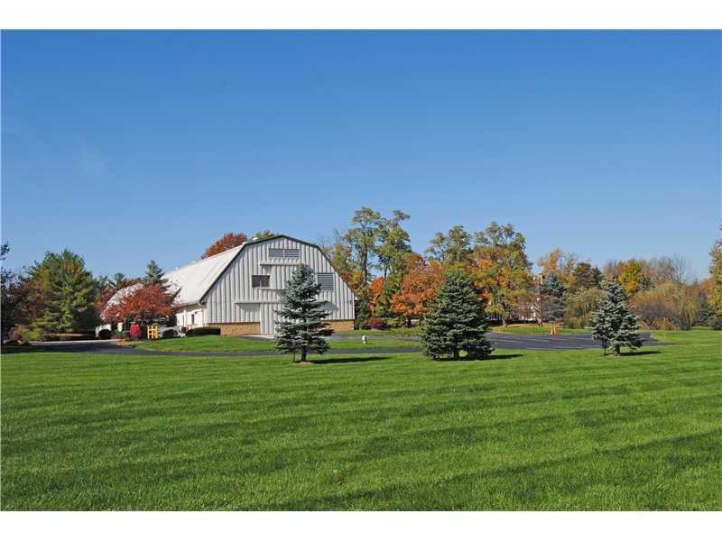Irsay party barn