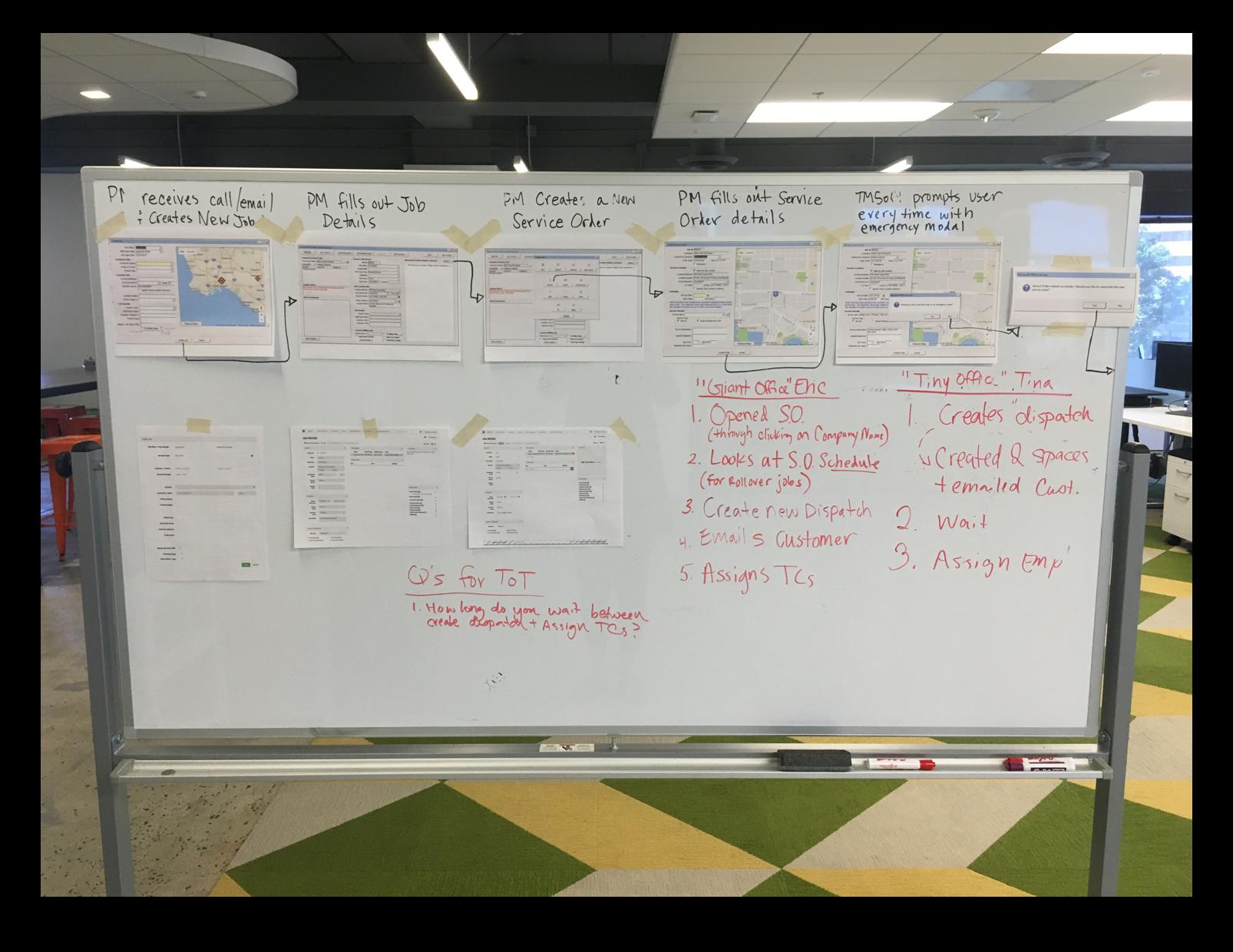 Enterprise Dispatch System — Samantha Burke