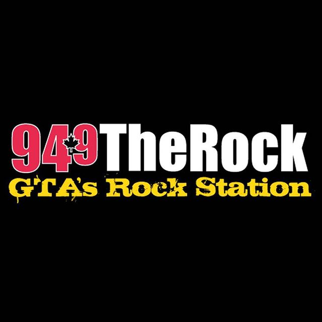 HUGE thank you @949therock for featuring our music this week! ALL WEEK, leading up to our performance at @trapdoor_fest_to this Saturday, they will be playing one song off our debut EP each night at 8pm on air. Make sure to tune in and check it out! 🤘📻