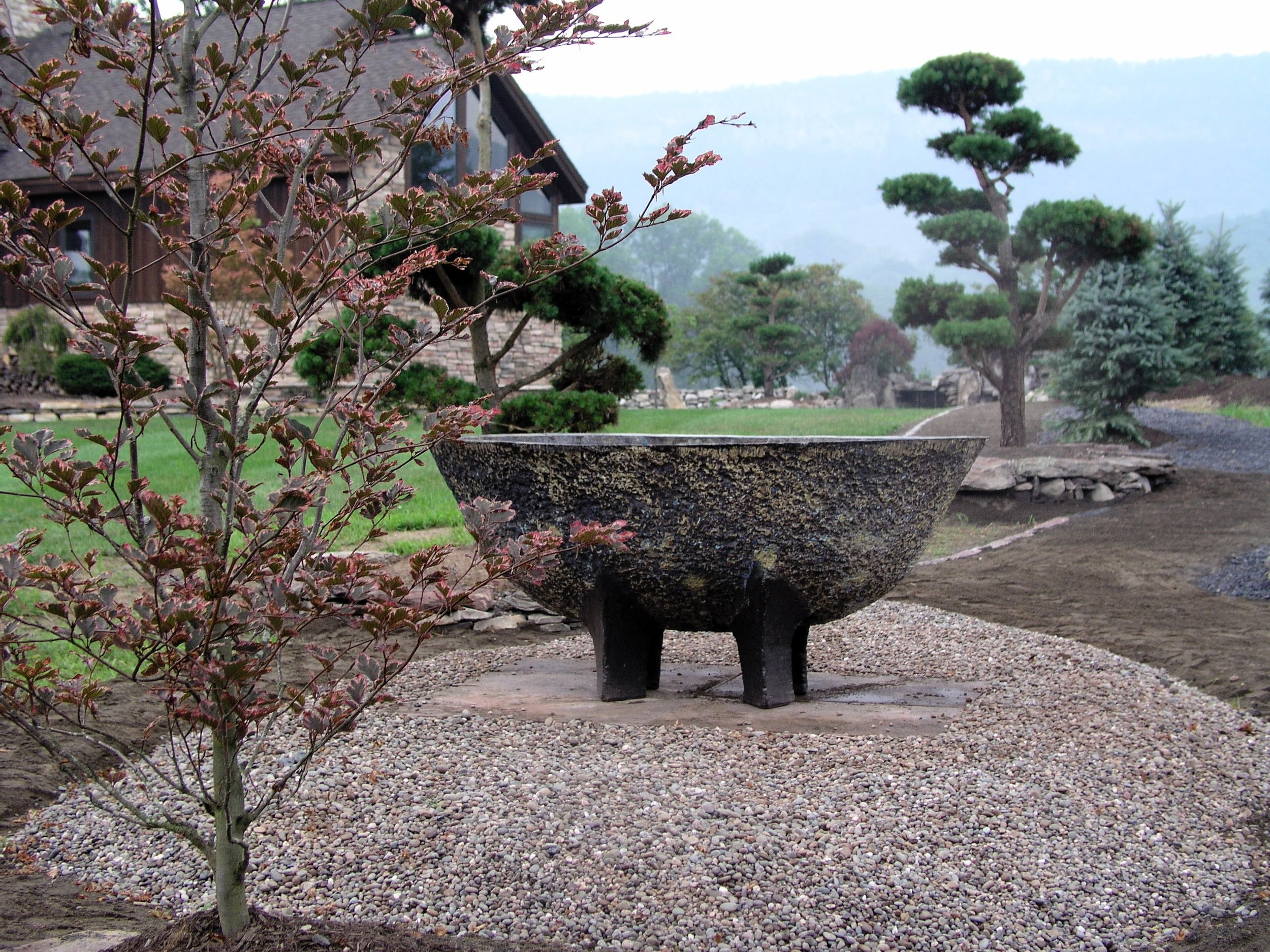 Boat Cauldron in Korean Garden.jpg