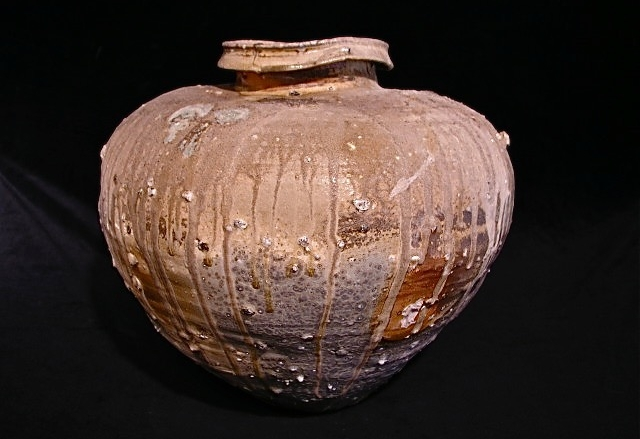 large wood-fired jar form 2