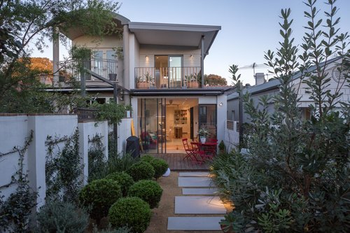 GIllespie Randwick  A single storey Victorian terrace is reborn for a larger and richer life!