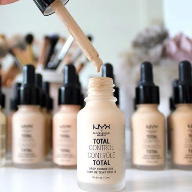 Have you tried the NYX Total Control Drop Foundation? This is their prefect option if your skin is more on the dry side & you want a foundation that is a bit more versatile when it comes to coverage 👌. It's buildable coverage means it's the perfect option for every occasion, day or night 😍. Available in salon in a range of shades, and we will colour match you so you get the perfect one 💗. Best of all it's only $24.95 #evebeauty ❕ • • • • • #queenstownbeauty #queenstownnz #queenstownnails #queenstownmanicures #cnd #shellac #queenstownlive #beauty #beautysalon #queenstownsalon #queenstownlashes #lvllashlift #beautytreatments #acrylicnails #queenstownacrylicnails #queenstownmakeup  #discoverunder10k #queenstownmakeuplessons #lashextensions #lashes #dippingpowdernails #queenstowneyebrows #queenstownmua #nzmakeupartist #snsnailsqueenstown #queenstownmakeupartist