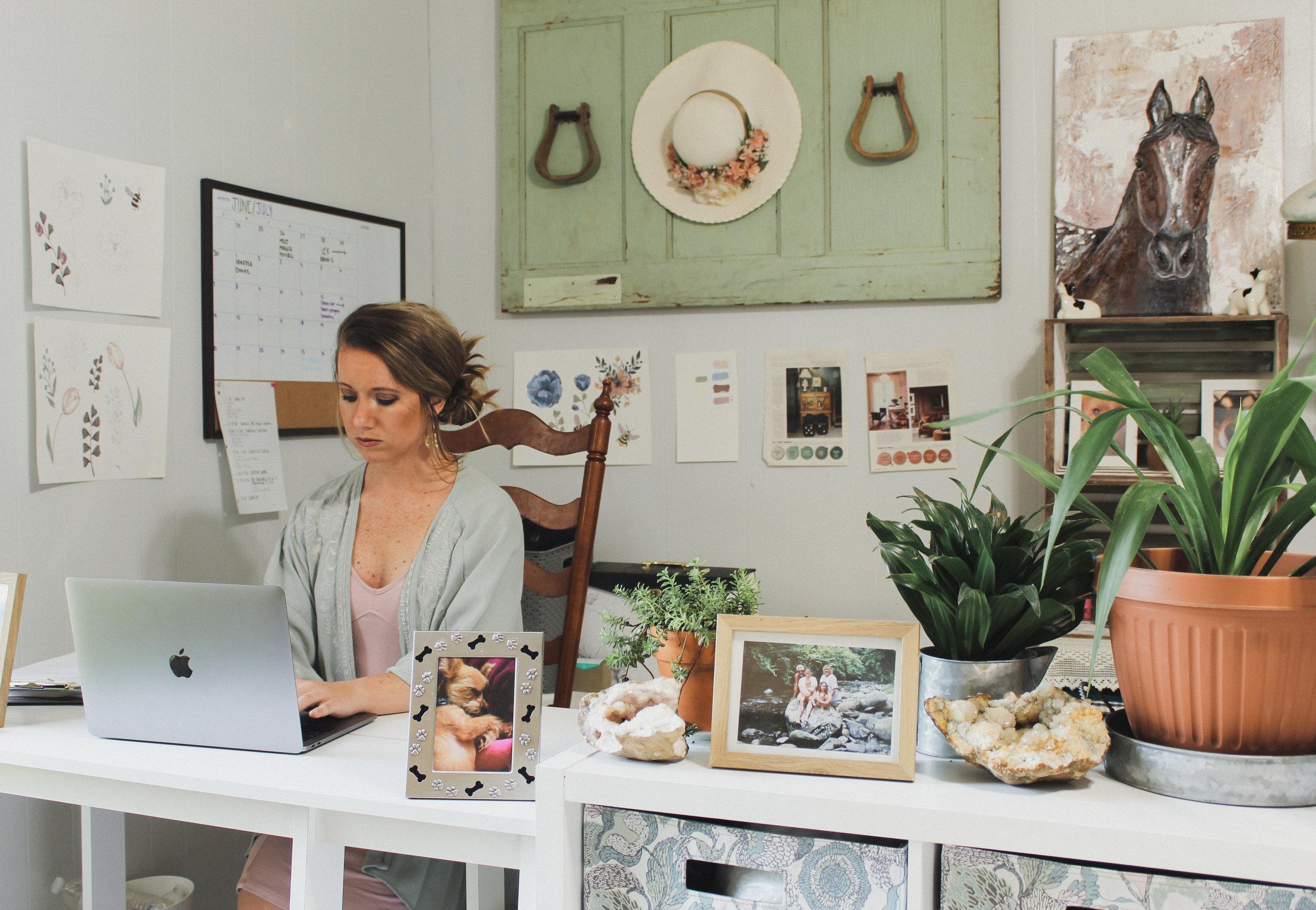 Tulips & Tea Studio Space