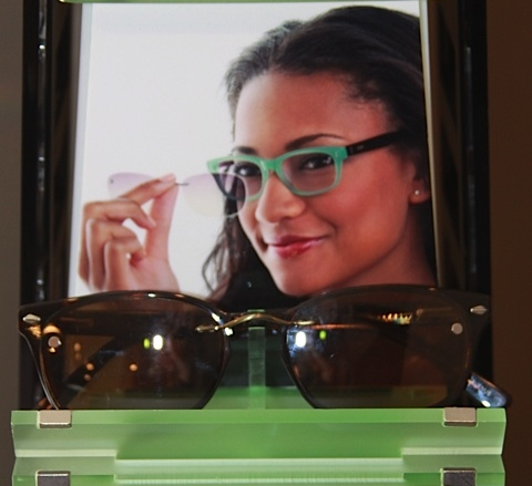 CHEMISTRIE  - Eyewear that clicks! RVC offers a selection of magnetic sunglasses lenses to ensure that you can wear your favorite frames everywhere you go! Call now to schedule an appointment to get your set of CHEMISTRIE eyewear.