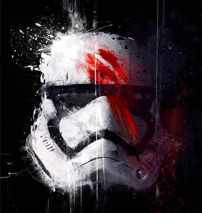 Storm Trooper (55 x 51)