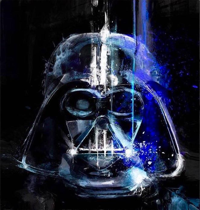 Darth Vader (55 x 51)