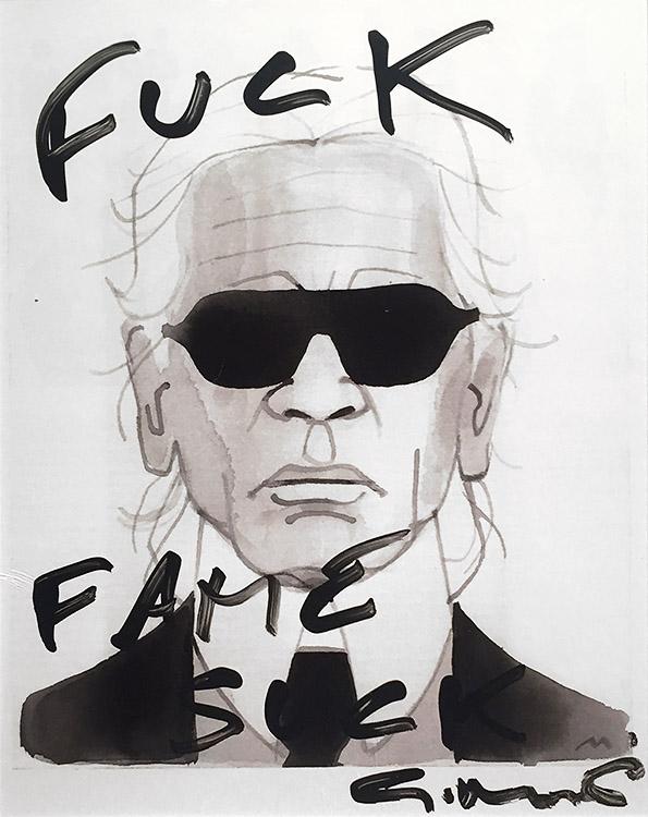 F*** Fame (14 x 11)