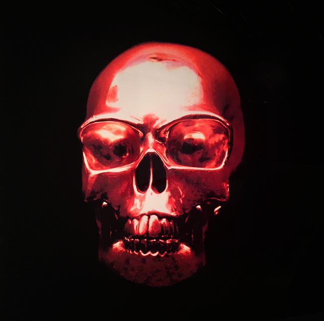 Red Skull (20 x 20)