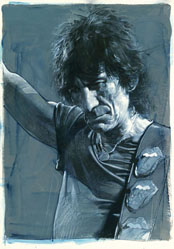 Performing Ronnie (24 x 32)
