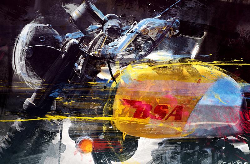 BSA (11 x 14)