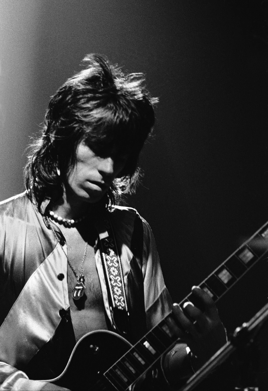 Glimmer Twins - Keith Richards (40 x 30)