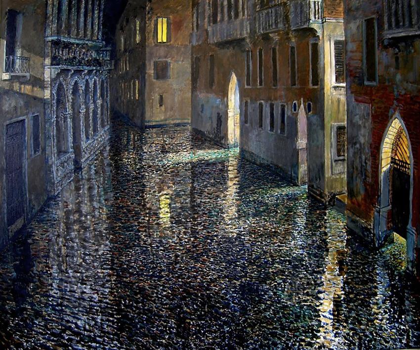 Venetian Velvet (60 x 72)
