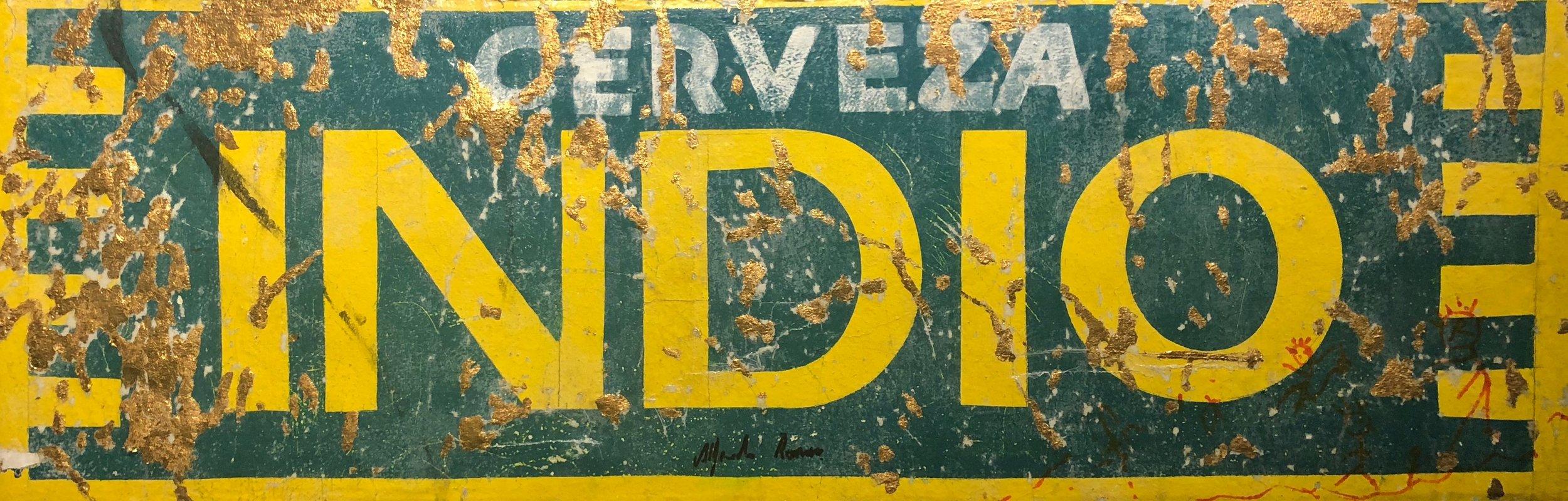 Indio (22 x 65 1/4)