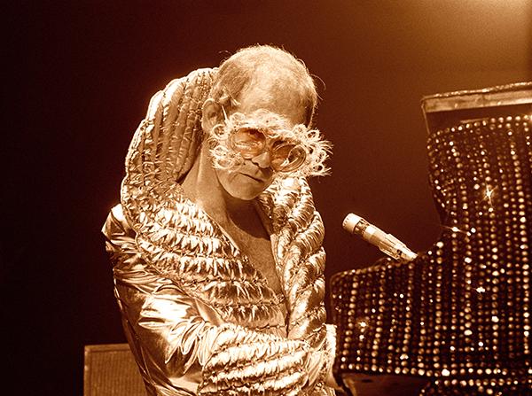 Elton John Honolulu